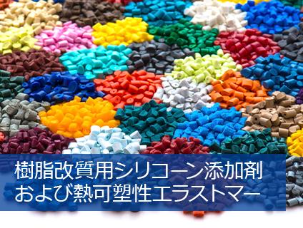 樹脂改質用シリコーン添加剤、および熱可塑性エラストマー
